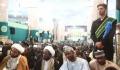 سومین سالگرد حادثه زاریا در نیجریه در مسجد مقدس جمکران برگزار شد