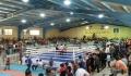 دومین هفته مسابقات لیگ انفرادی کیکبوکسینگ در قم برگزار شد