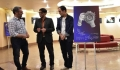 نخستین نمایشگاه مسابقه عکس تئاتر قم برپا شد