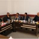 جلسه هم اندیشی اداره کل زندانهای قم با مسئولین دستگاه قضایی استان برگزار گردید
