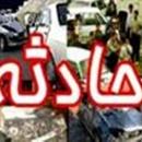 2 کشته و 4 مصدوم براثر برخورد پژو 405 و پراید در زنجان