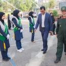 تصاویر آغاز سال تحصیلی جدید در مدارس استان بوشهر