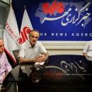 تصاویر نشست نمایندگان کارگران شرکت کنتور سازی قزوین