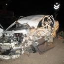 سانحه رانندگی درکمربند غربی میبد 3 کشته و یک مجروح بر جا گذاشت