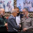 تصاویر  -  -  - آیین آغاز به کار بخش  - دفاع مقدس -  پایگاه اطلاعرسانی KHAMENEI.IR