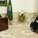 دیدار مدیر کل زندانهای استان با آیت الله سعیدی تولیت آستان مقدسه حضرت معصومه (س)ونماینده ولی فقیه