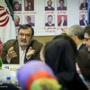 تصاویر نشست خبری رئیس خانه احزاب ایران