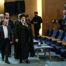 تصاویر دیدار قضات محاکم دادگستری استان تهران با حجتالاسلام رئیسی