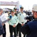 کارکنان ناجا خادمان زائران اباعبدلله الحسين (ع) هستند -  استقرار 6 موکب شهداي ناجا براي خدمت رساني