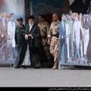 تصاویر حضور و سخنرانی در مراسم دانشآموختگی دانشجویان دانشگاه امام حسین (ع)