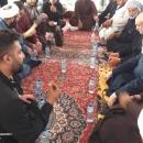 تصاویر حضور رئیس سازمان تبلیغات اسلامی در مرز چذابه