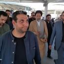 تصاویر بازدید وزیر اطلاعات از مرز مهران