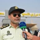 آمادگی کامل پلیس خرمشهربرای تامین امنیت زائران اربعین