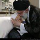 تصاویر عیادت از حضرت آیت الله مکارم شیرازی