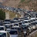 حجم تردد در محور حمیل- اسلام آبادغرب نیمه سنگین است