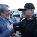 قدردانی وزیر کشور از عملکرد ناجا در تامین نظم و امنیت زائران