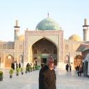 گزارش تصویری:موکب اربعین در امامزاده جمال الدین علیه السلام 02