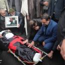 تصاویر تشییع پیکر حجت الاسلام آژینی