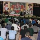 برگزاری مراسم   تعزیه خوانی در اردو گاه  حرفه آموزی وکاردرمانی