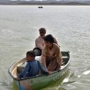 تصاویر جشنواره خانوادگی ماهیگیری در ساحل سد ماشکید علیا
