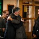 تصاویر مراسم ترحیم حجت الاسلام مصطفی آژینی