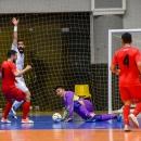 تصاویر دیدار تیم های ملی فوتسال ایران و قرقیزستان