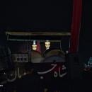تصاویر مراسم عزاداری شب رحلت پیامبر اکرم (ص) در مشهد