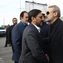 تصاویر سفر رئیس مجلس شورای اسلامی به استان سمنان