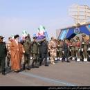 تصاویر  -  -  - حضور و سخنرانی در مراسم دانشآموختگی دانشجویان دانشگاههای افسری ارتش