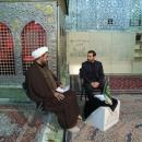 گزارش تصویری : ویژه برنامه زنده تلویزیونی ماه تاب در جوار آستان مقدس امامزاده موسی مبرقع علیه السلام