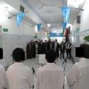حضور قضات شعبات  تجدید نظر  استان در زندان قم