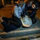 تصاویر دستگیری شبانه دو خرده فروش و یک فروشنده اصلی مواد مخدر