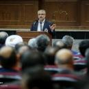 تصاویر تودیع و معارفه رئیس کل دادگاه های عمومی و انقلاب تهران