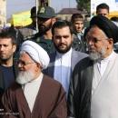 تصاویر راهپیمایی یوم الله ۱۳ آبان در زنجان