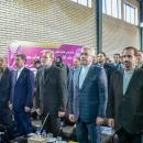 تصاویر سفر رئیس مجلس شورای اسلامی و وزیر نیرو به آذربایجان غربی