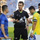 تصاویر دیدار تیم های فوتبال استقلال و صنعت نفت