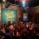 تصاویر مراسم عزاداری شهادت امام حسن عسکری(ع) در هیئت ریحانة النبی(س)