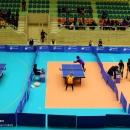 تصاویر مسابقات تنیس روی میز نوجوانان دختر ایران در اردبیل