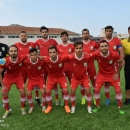تصاویر دیدار تیمهای فوتبال شهرداری آستارا و خیبر خرم آباد