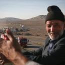 تصاویر بازدید جهانگیری و سه وزیر از مناطق زلزله زده میانه