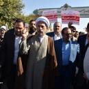 تصاویر راهپیمایی حمایت از جمعه های بازگشت مردم فلسطین در شیراز