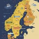 اطلاعیه معاونت توسعه کارآفرینی و اشتغال وزارت تعاون ، کار و رفاه اجتماعی در رابطه با اعزام نیروی کار دانش آموخته دانشگاهی به کشورهای اسکاندیناوی (دانمارک ، سوئد ، فنلاند و نروژ)