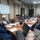 برگزاری جلسه ی هیئت مدیره انجمن حمایت زندانیان در زندان قم