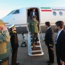 تصاویر بازدید وزیر دفاع از دانشگاه علوم دریایی امام خمینی (ره) نوشهر