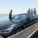 كشف خودروی ميلياردي قاچاق در اصفهان
