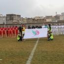 تصاویر دیدار تیمهای فوتبال بانوان وچان کردستان و شهرداری بم