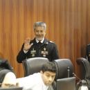 تصاویر نشست خبری رئیس ستاد ارتش جمهوری اسلامی ایران