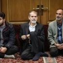 تصاویر مراسم بزرگداشت حماسه  - ۹ دی -  در مسجد امام صادق(ع)