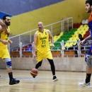 تصاویر دیدار تیم های بسکتبال پالایش نفت آبادان و آویژه صنعت مشهد