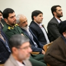 تصاویر دیداراعضای کنگره تجلیل از رزمندگان خمینیشهر با رهبر انقلاب